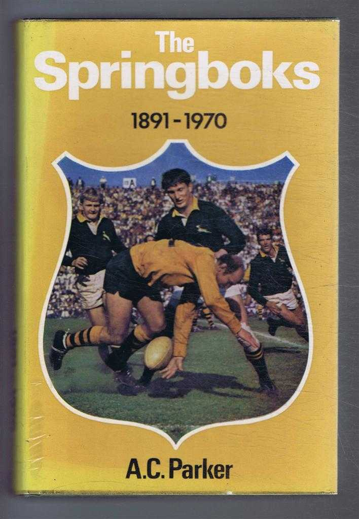 Image for The Springboks 1891-1970