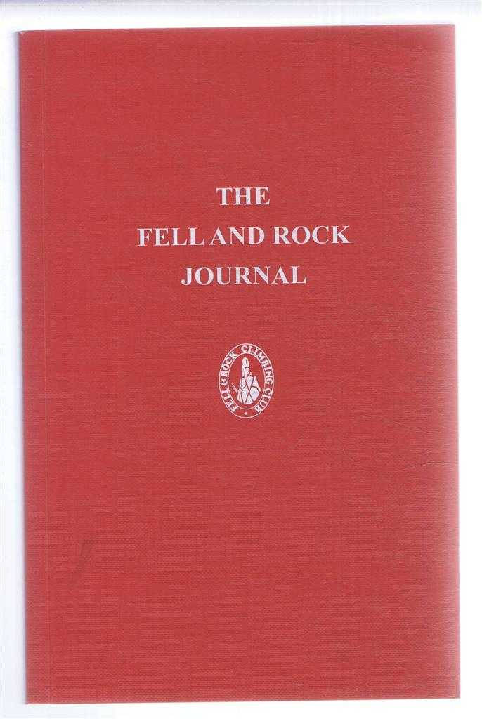 The Fell and Rock Journal, Vol. XXVI(3) No. 77, 2000, ed. D Elliott & J Holden