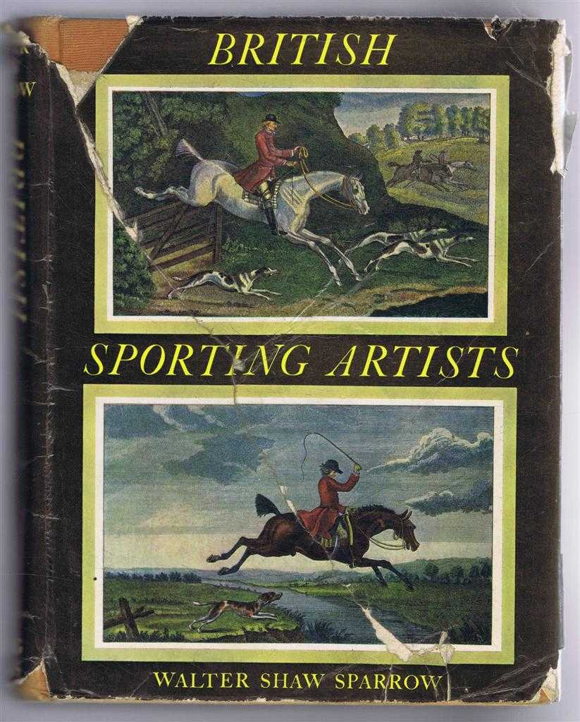 Image for British Sporting Artists From Barlow to Herring