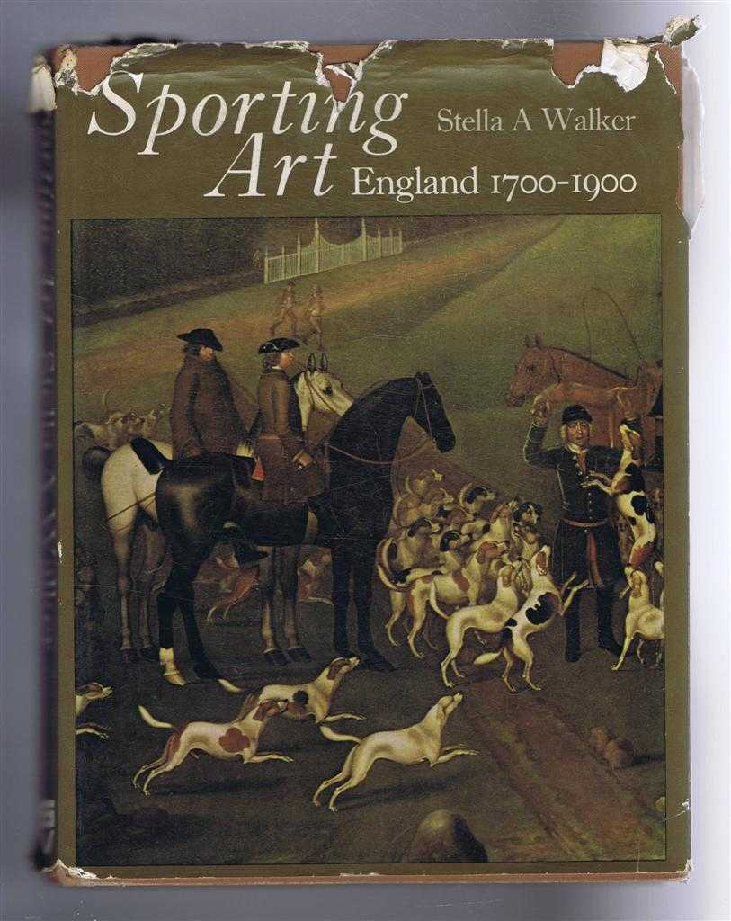 Image for Sporting Art - England 1700-1900