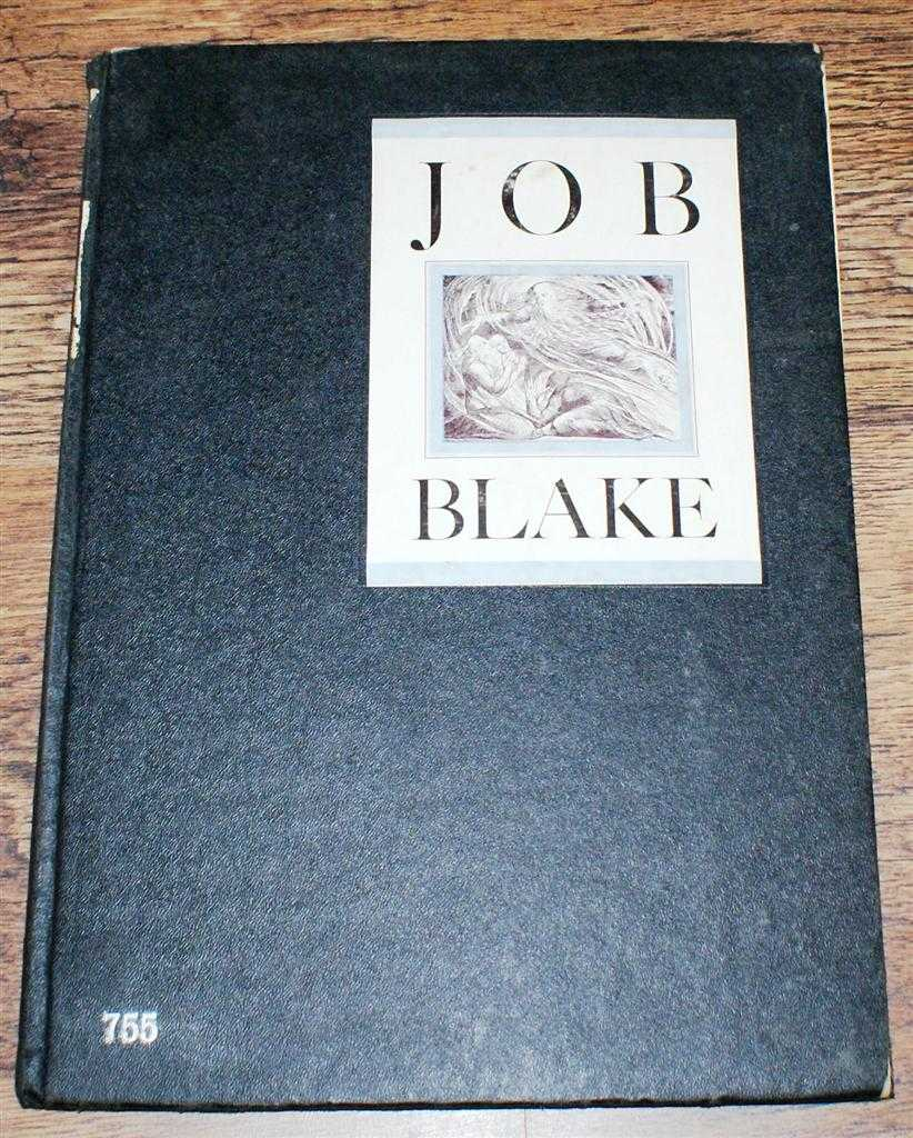 Image for Job, Invented & Engraved by William Blake