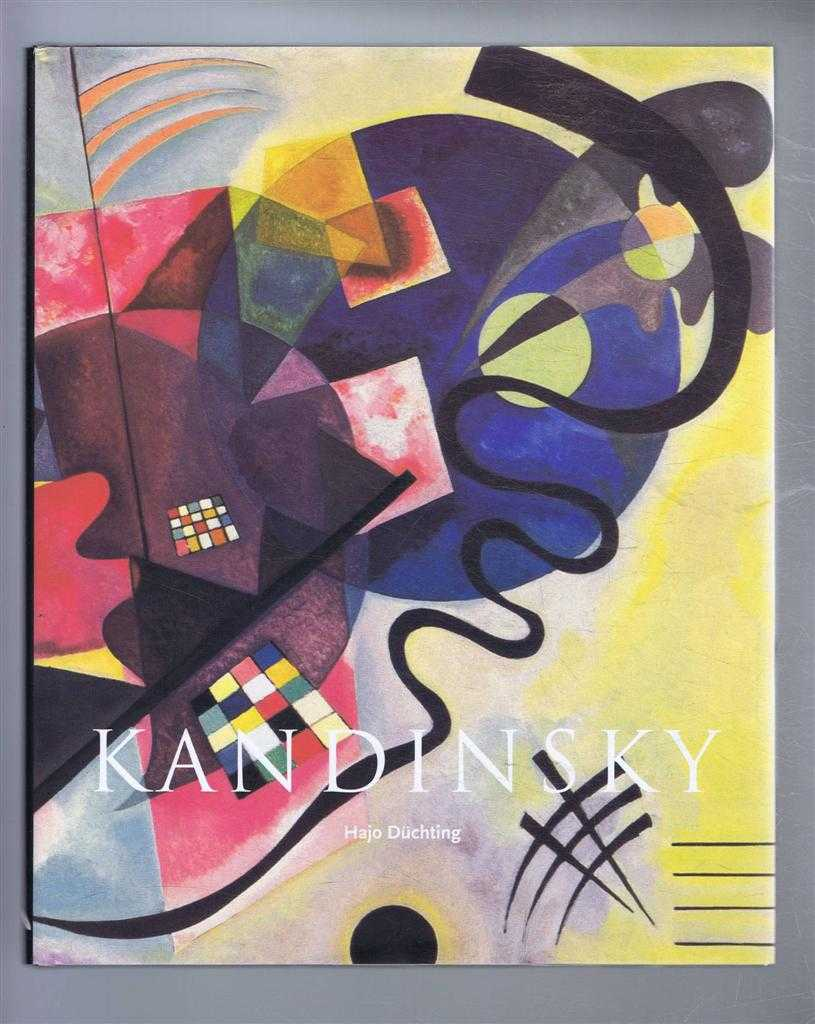 Image for Wassily Kandinsky 1866-1944, A Revolution in Painting