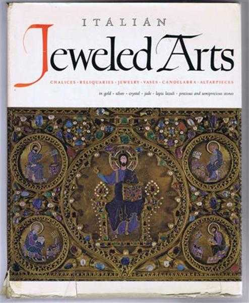 Italian Jewelled Arts, Filippo Rossi, translated by Elizabeth Mann Borgese