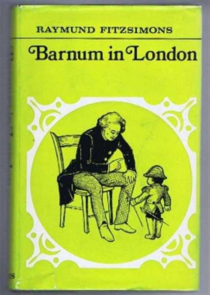 Barnum In London, Raymund Fitzsimons