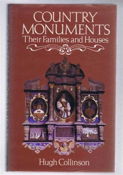 Image for Country Monuments, Their Families and Houses