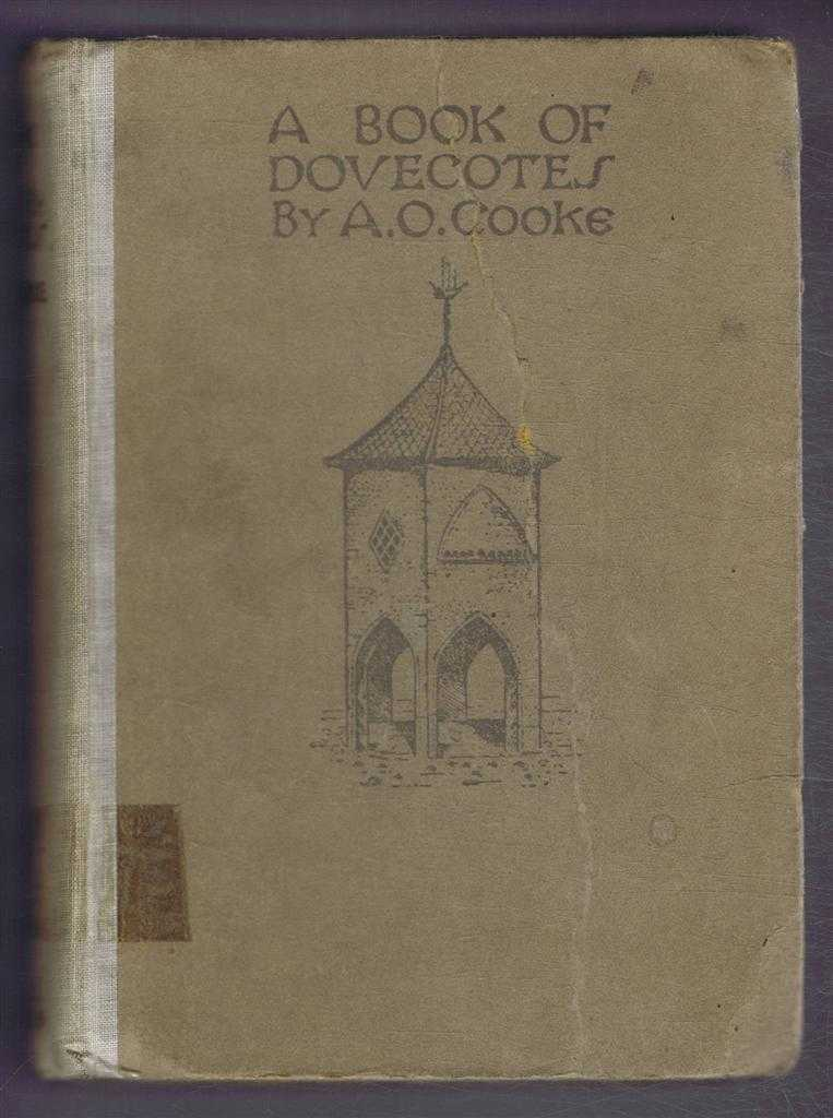 A Book of Dovecotes, A O Cooke