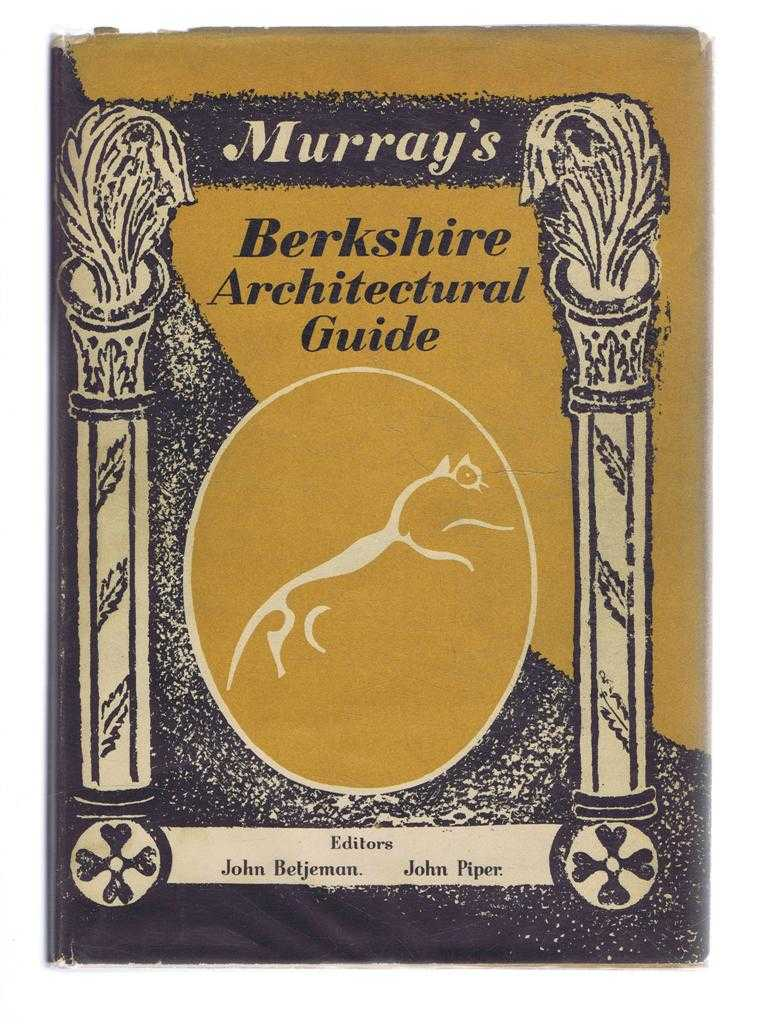 Image for Murray's Berkshire Architectural Guide