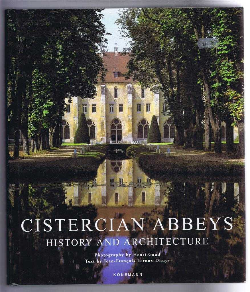 Image for Cistercian Abbeys, History and Architecture