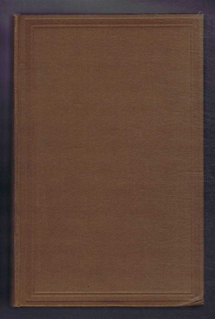 Image for Proceedings of The Society of Antiquaries of London, General Index, Second Series Volumes XXI-XXXII