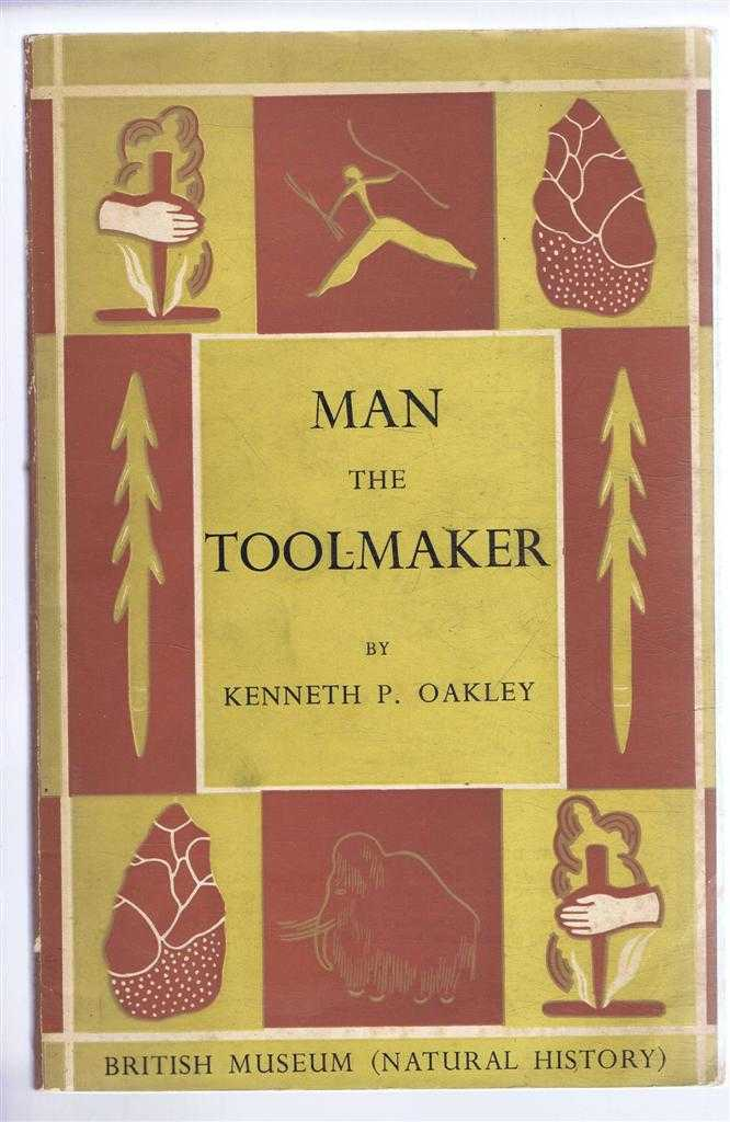 Image for Man the Tool-maker