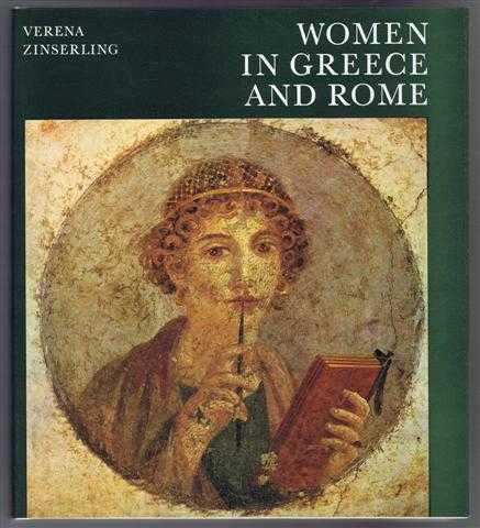 VERENA ZINSERLING - Women In Greece and Rome
