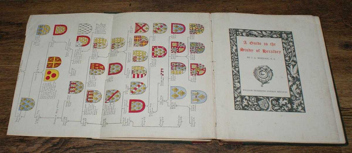 A Guide to the Study of Heraldry, J A Montagu