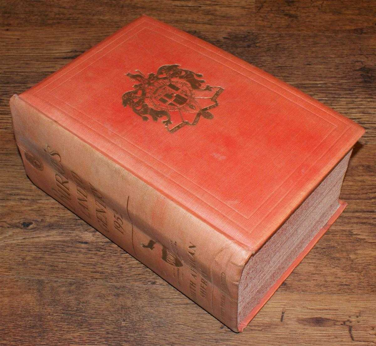 Burke's Geanealogical and Heraldic History of the Landed Gentry, Seventeenth Edition, MCMLII (1952), Founded 1836 by John Burke and Sir Barnard Burke, Edited by L G Pine