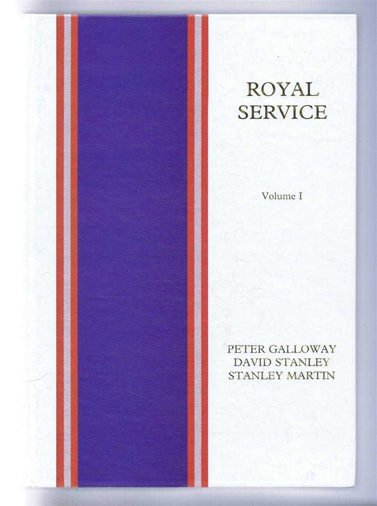 Royal Service Volume III, David Stanley, with Henry Pownall and John Tamplin