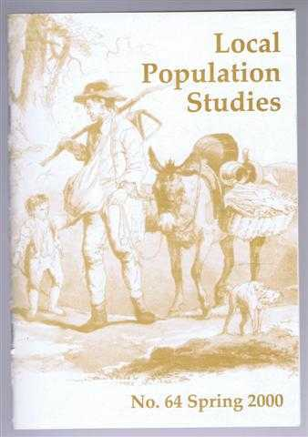 Image for Local Population Studies No. 64 Spring 2000