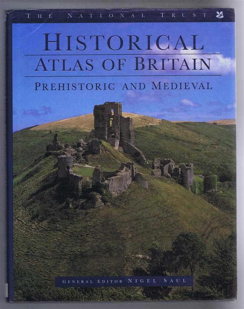 Image for The National Trust Historical Atlas of Britain, Prehistoric and Medieval