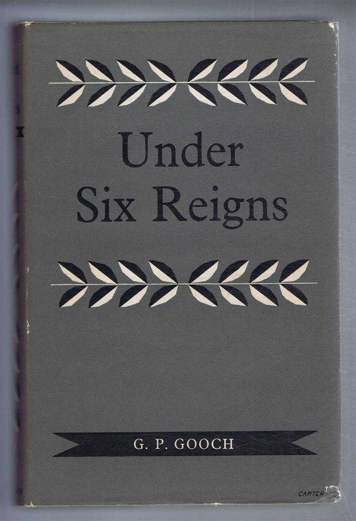 Image for Under Six Reigns