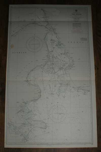 Image for Nautical Chart No. 2115. Entrance To The Baltic, The Sound. Scale 1:150,000