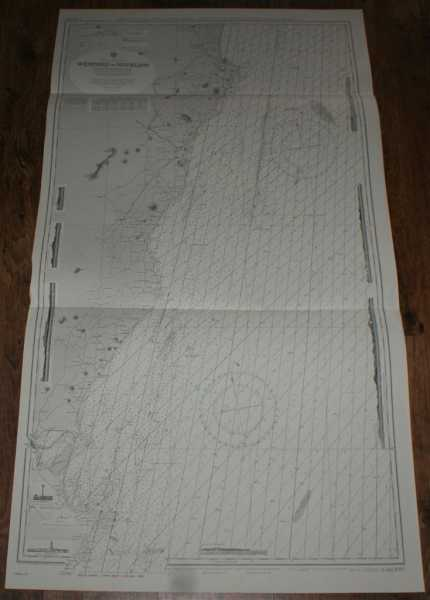 Image for Nautical Chart No. L(D3)1787 Ireland - East Coast, Wexford to Wicklow