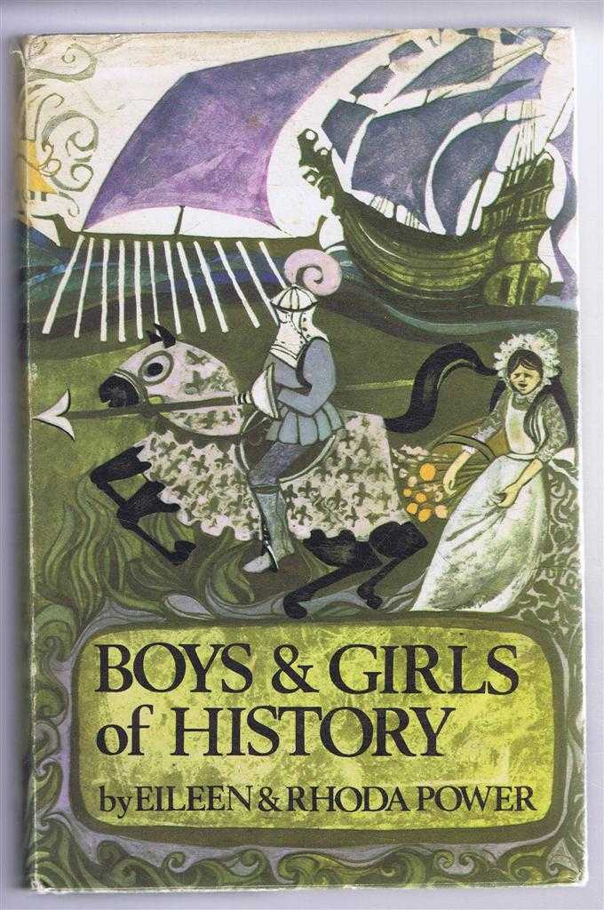 Image for Boys & Girls of History