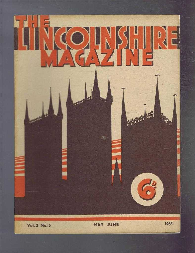 Image for The Lincolnshire Magazine, Vol. 2, No. 5, May-June 1935