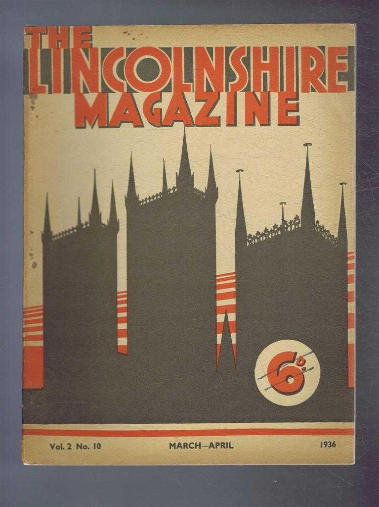 Image for The Lincolnshire Magazine, Vol. 2, No. 10 March-April 1936