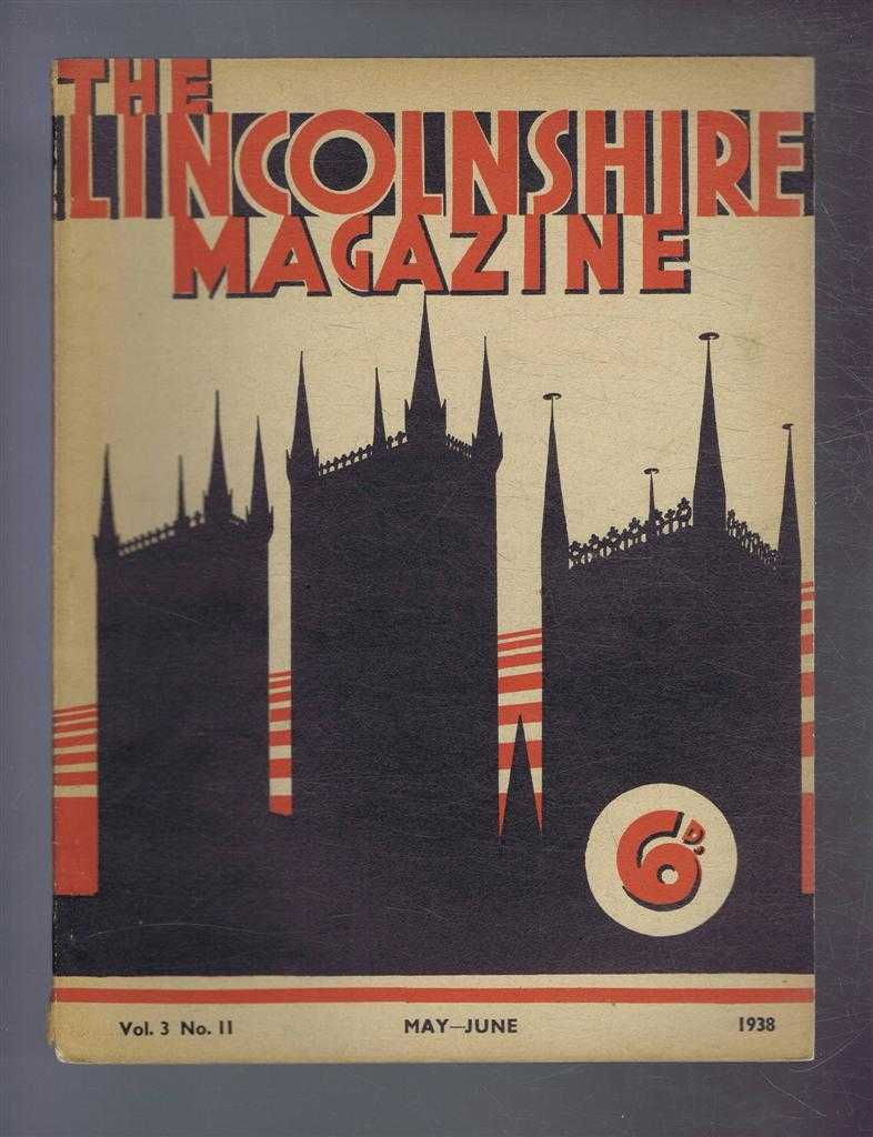 Image for The Lincolnshire Magazine, Vol. 3 No. 11, May-June 1938