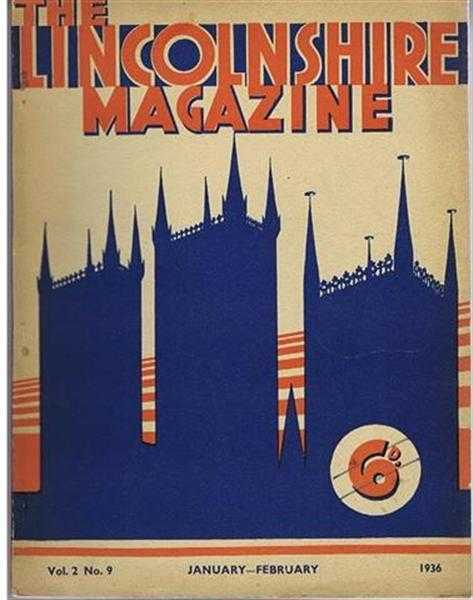 Image for The Lincolnshire Magazine Vol. 2 No. 9, January-February 1936