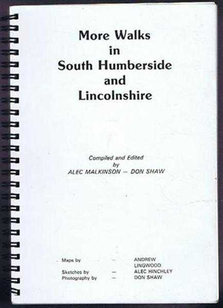 Image for More Walks in South Humberside and Lincolnshire
