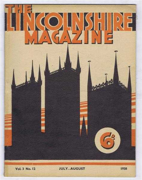 Image for The Lincolnshire Magazine, Vol. 3 No. 12, July-August 1938
