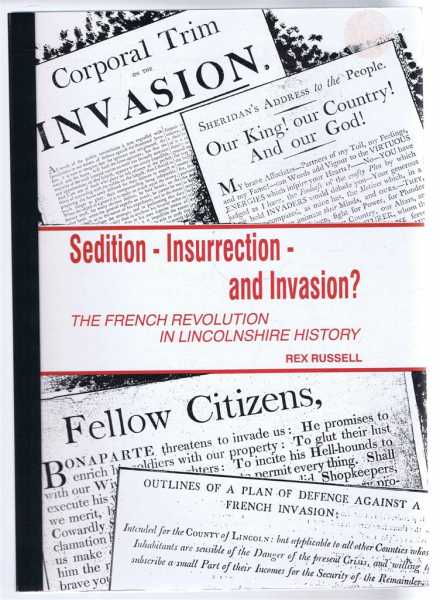 Image for Sedition - Insurrection- and Invasion? The French Revolution in Lincolnshire History