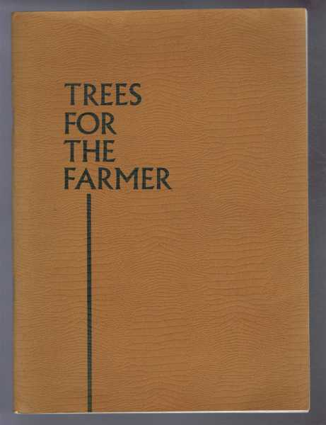 Trees for the Farmer (Lincolnshire), edited A A Arbon & J D Leefe