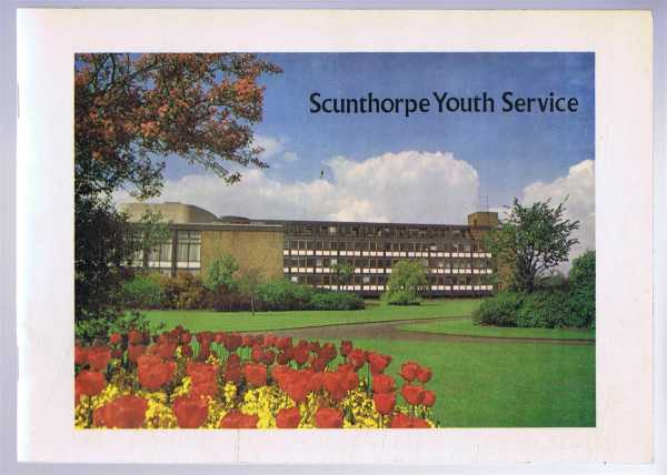 Image for Scunthorpe Youth Service Handbook 1973