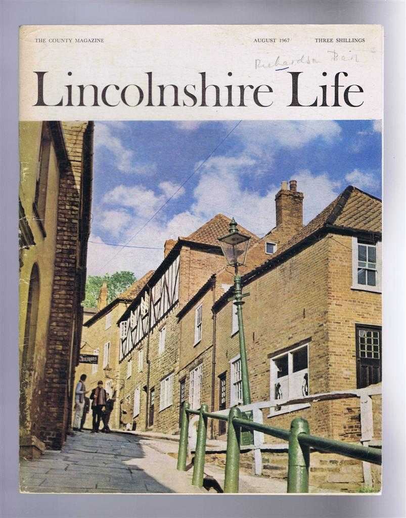 Image for Lincolnshire Life, August 1967. Vol. 7 No. 6
