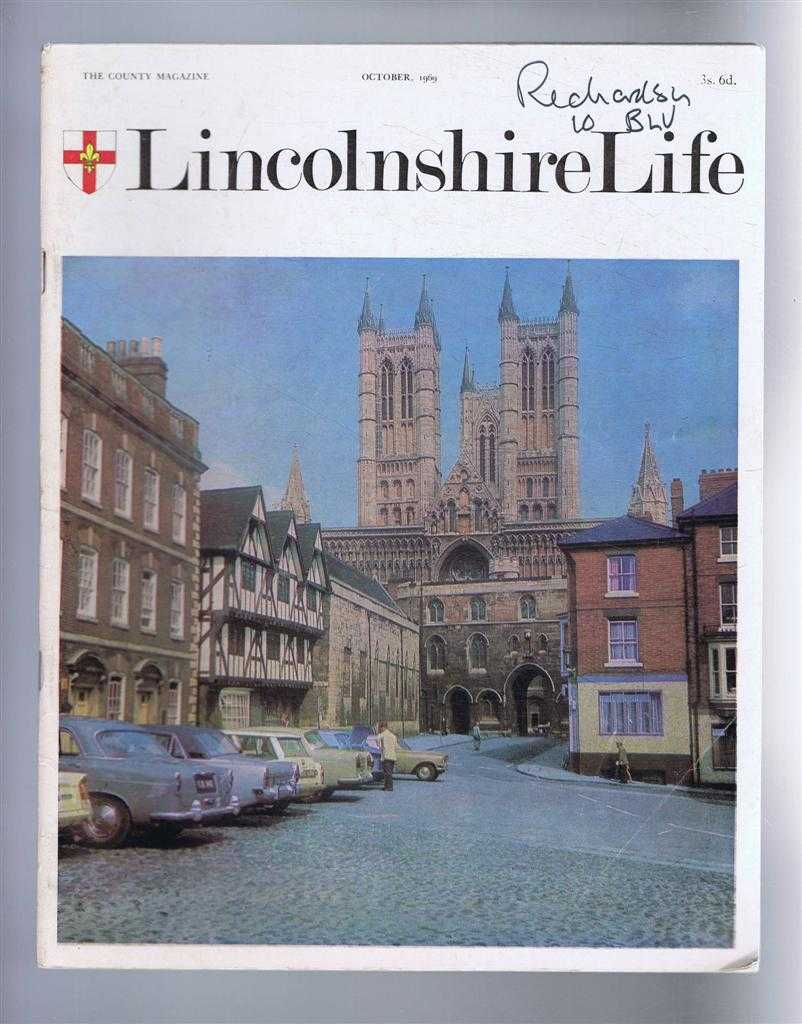 Image for Lincolnshire Life, October 1969, Vol. 9, No. 8