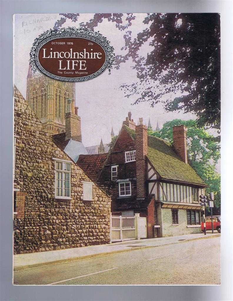 Image for Lincolnshire Life, October 1976, Vol 16 No. 8