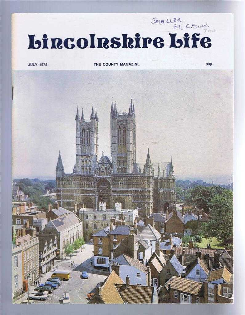 Image for Lincolnshire Life, July 1978, Vol. 18 No. 4