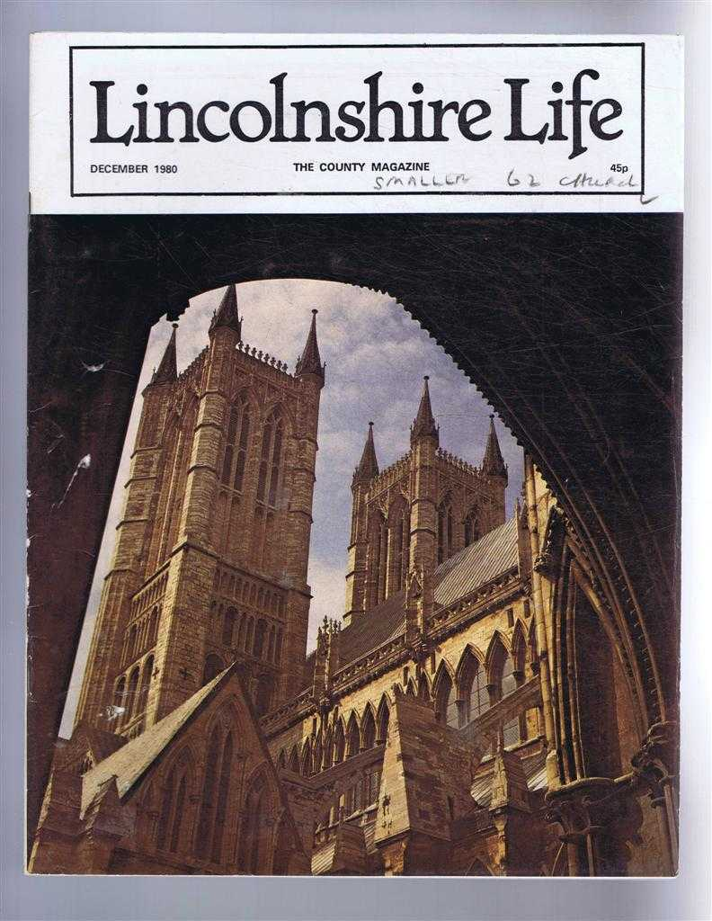 Image for Lincolnshire Life, December 1980, Vol. 20 No. 9