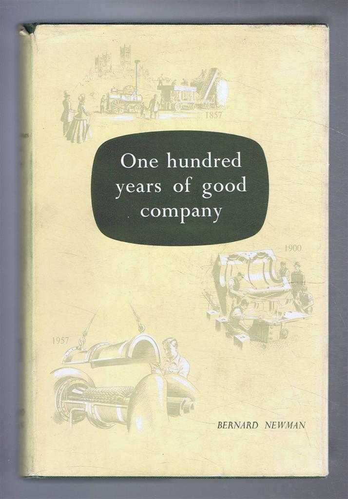 One Hundred Years of Good Company, the Story of Ruston and Hornsby, published on the occasion of the Ruston Centenary 1857-1957, Bernard Newman