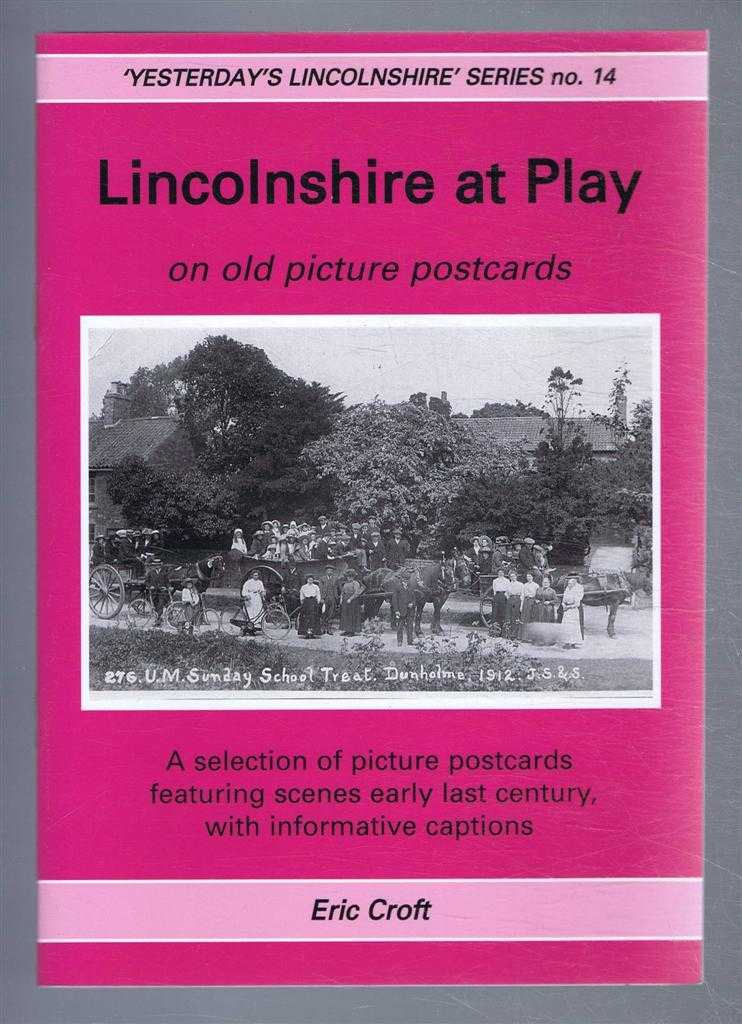 Image for Lincolnshire at Play : On Old Picture Postcards