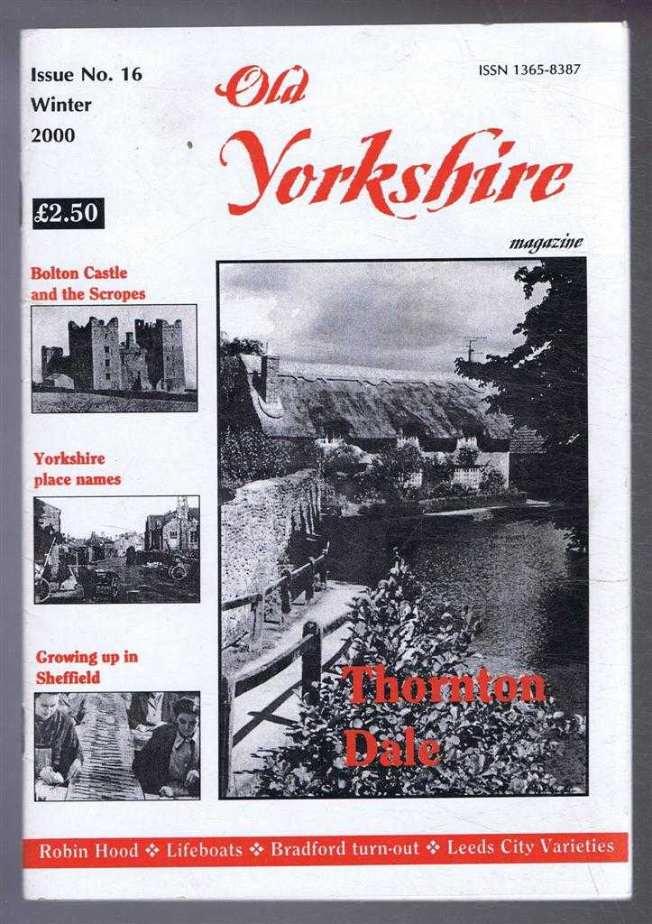 Image for Old Yorkshire Magazine, Issue No. 16 Winter 2000