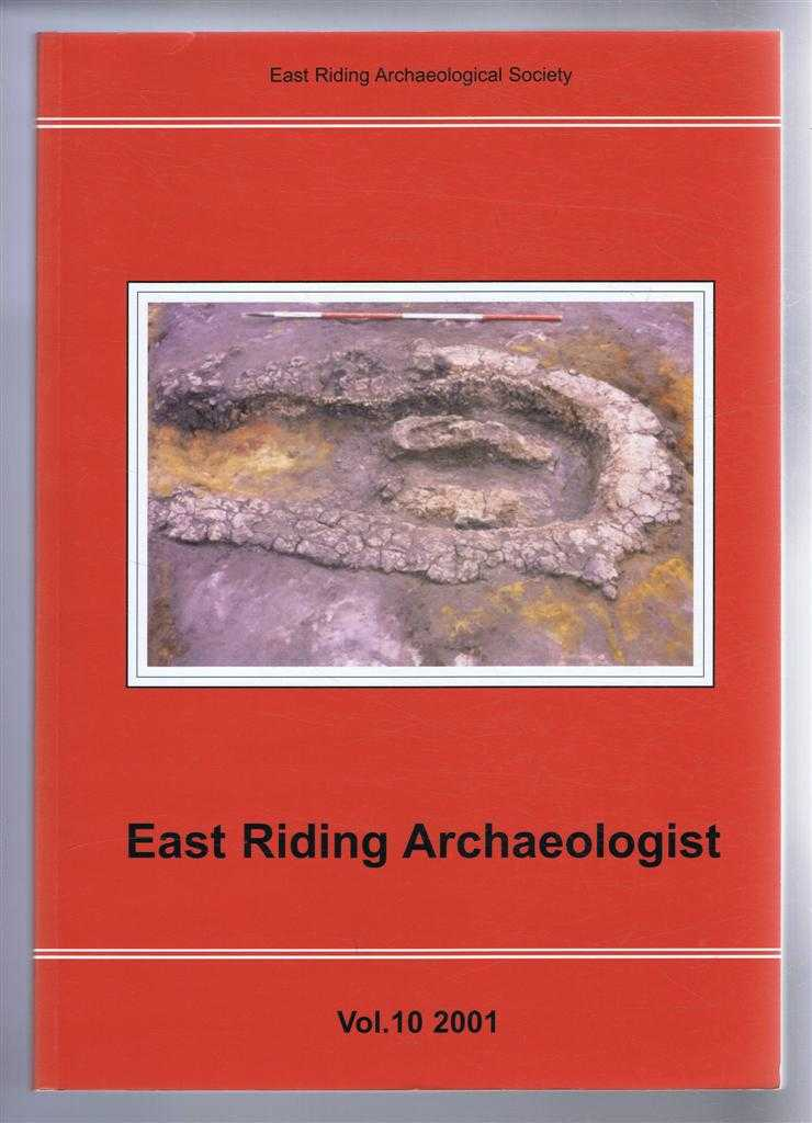 Image for East Riding Archaeologist, Volume 10, 2001, An East Riding Miscellany