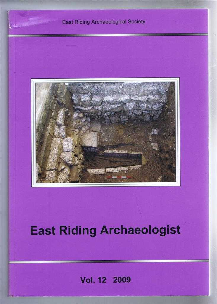 Image for East Riding Archaeologist, Volume 12, 2009, An East Riding Miscellany