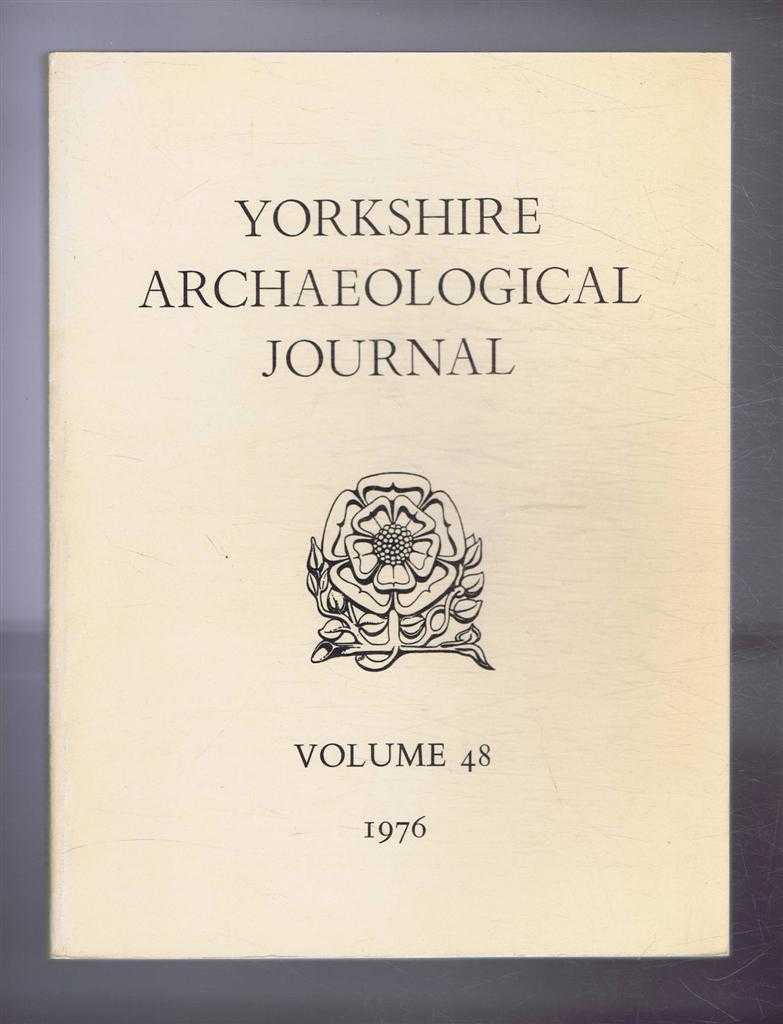 Image for Yorkshire Archaeological Journal, Volume 48, 1976