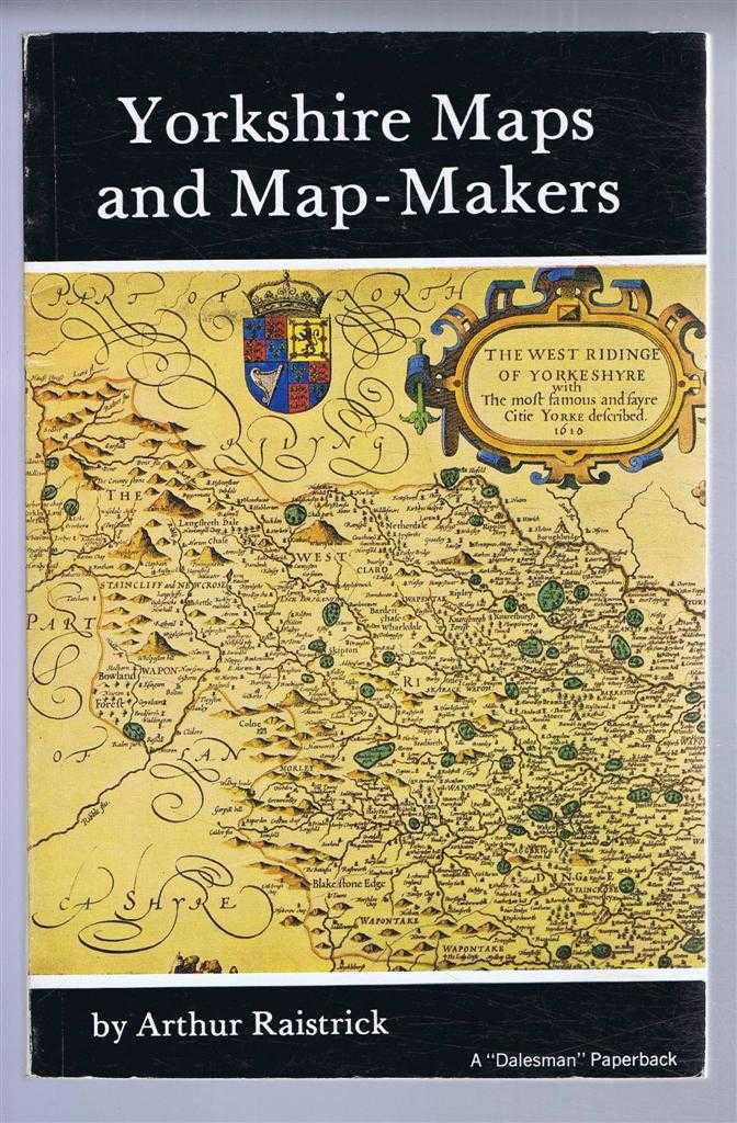 Image for Yorkshire Maps and Map-Makers