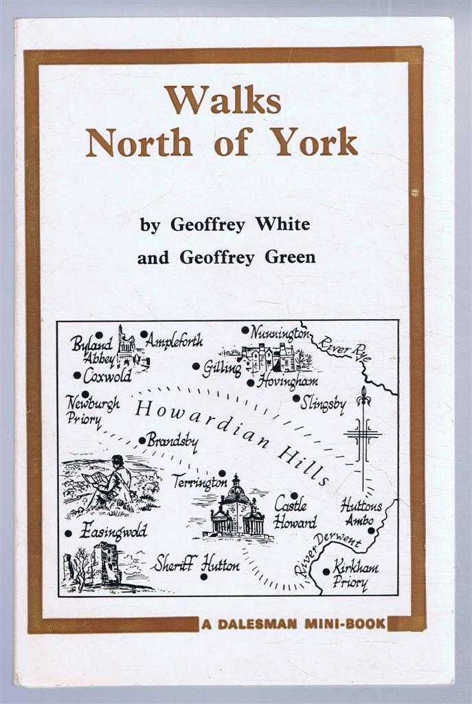 Image for Walks North of York, Dalesman Mini-Book