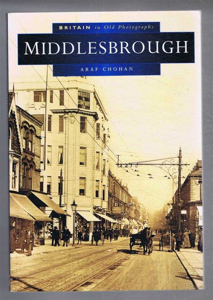 Image for Middlesbrough. Britain in Old Photographs