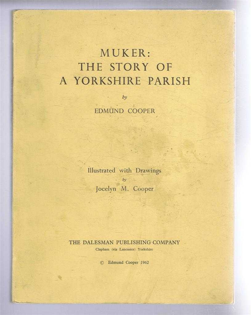 Image for Muker: The Story of a Yorkshire Parish