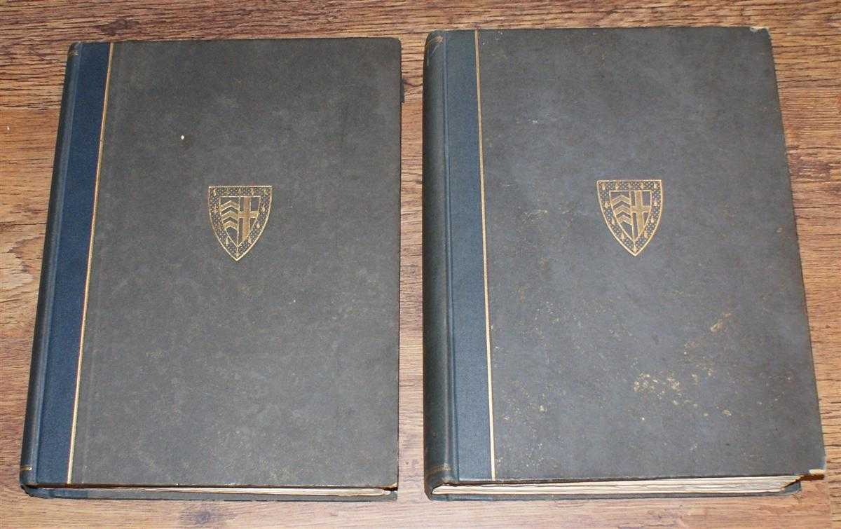 Clare College 1326 - 1926, University Hall 1326 - 1346, Clare Hall 1346 - 1856, 2 volumes complete, Clare College, Cambridge, edited and introduction by Mansfield D Forbes