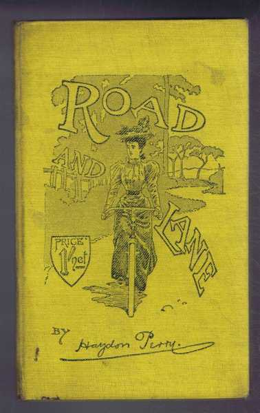 Road and Lane: A Handbook for Manchester Cyclists & Tourists, Haydon Perry
